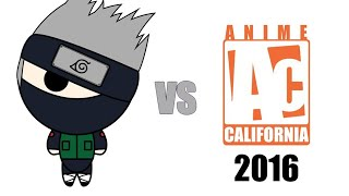 Kakashi - Mission: Anime California 2016