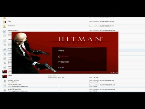 Hitman Absolution PC-Crashes and DirectX11 (Error Fix) HD