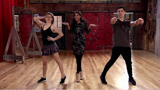 Trevor and Brittany Teach Deepa How To Dance