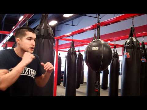 How to practice boxing with Double End Bag LA BOXING TORRANCE Image 1
