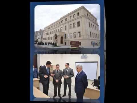 Bakı Ali Neft Məktəbi Baku Higher Oil School