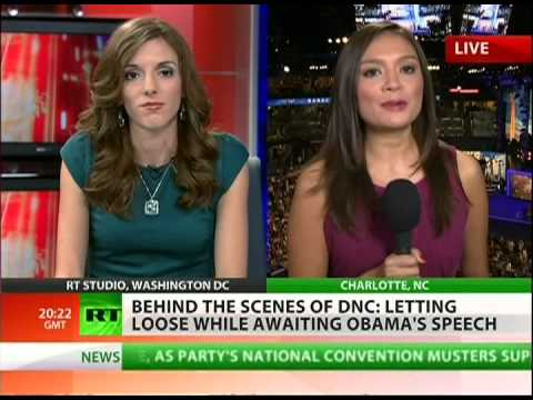 Obama's celebrity supporters hit DNC