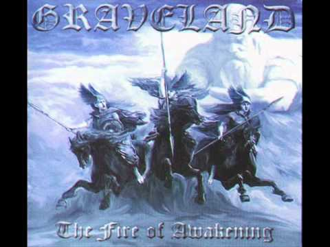 Graveland - The Four Wings of the Sun