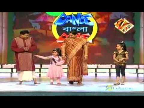 Dance Bangla Dance Junior Dec. 13 '10 Dipanita