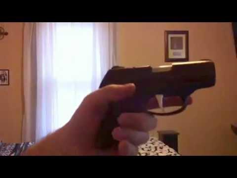 Ruger LC9 Custom Trigger & Mods