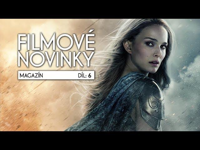 Filmové Novinky #6 - Thor 2 a Lásky čas