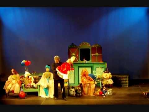 Lekcja Teatralna Bydgoski Teatr Lalek Buratino Cz 1