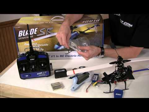 E-flite Blade SR Review - Part 1