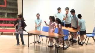 2012 深井天主教小學第三屆畢業典禮 6A