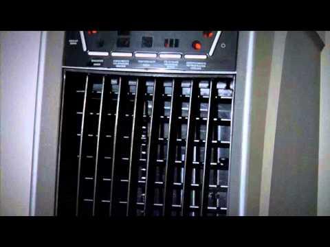 Climatizador Evaporativo RAFY60AF