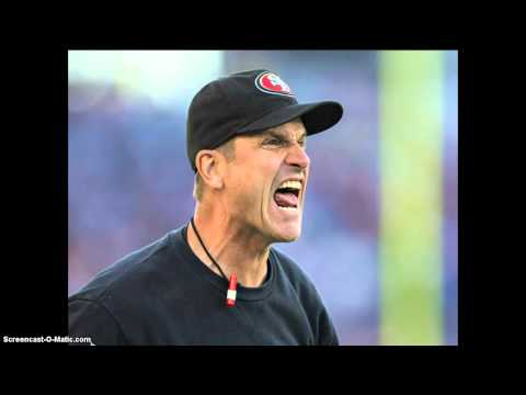 San Francisco 49ers and Jim Harbaugh part ways ! 49ers are