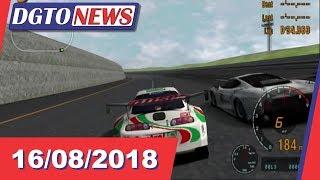 Gran Turismo 3: A-Spec, Buffy, Firefly, Timesplitters e mais - DGTO NEWS 16/08/2018