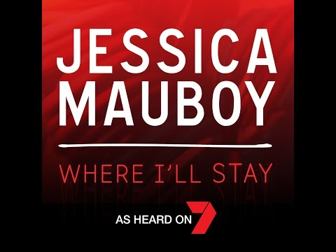 Jessica Mauboy - Where I'll Stay [Lyric Video]