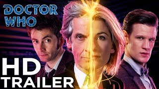 EPIC Doctor Who TRAILER