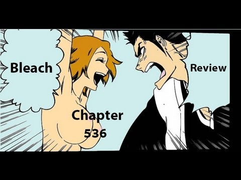 Bleach Manga Chapter 536 - The Naked Truth!!