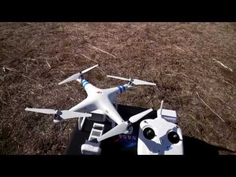 DJI Phantom 2 Vision what's new? Review. features and flight demo.
