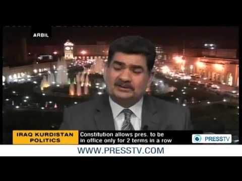 Daily English News  Debate  Iraq Kurdistan presidency