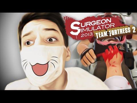 НЕМЕЦКАЯ МЕДИЦИНА (Surgeon Simulator)