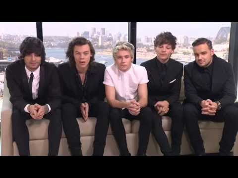 On The Road Again 2015 Tour UK and Ireland - 1D Message!