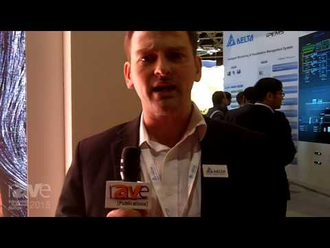 ISE 2015: Delta Products Exhibits its LED Display Solutions