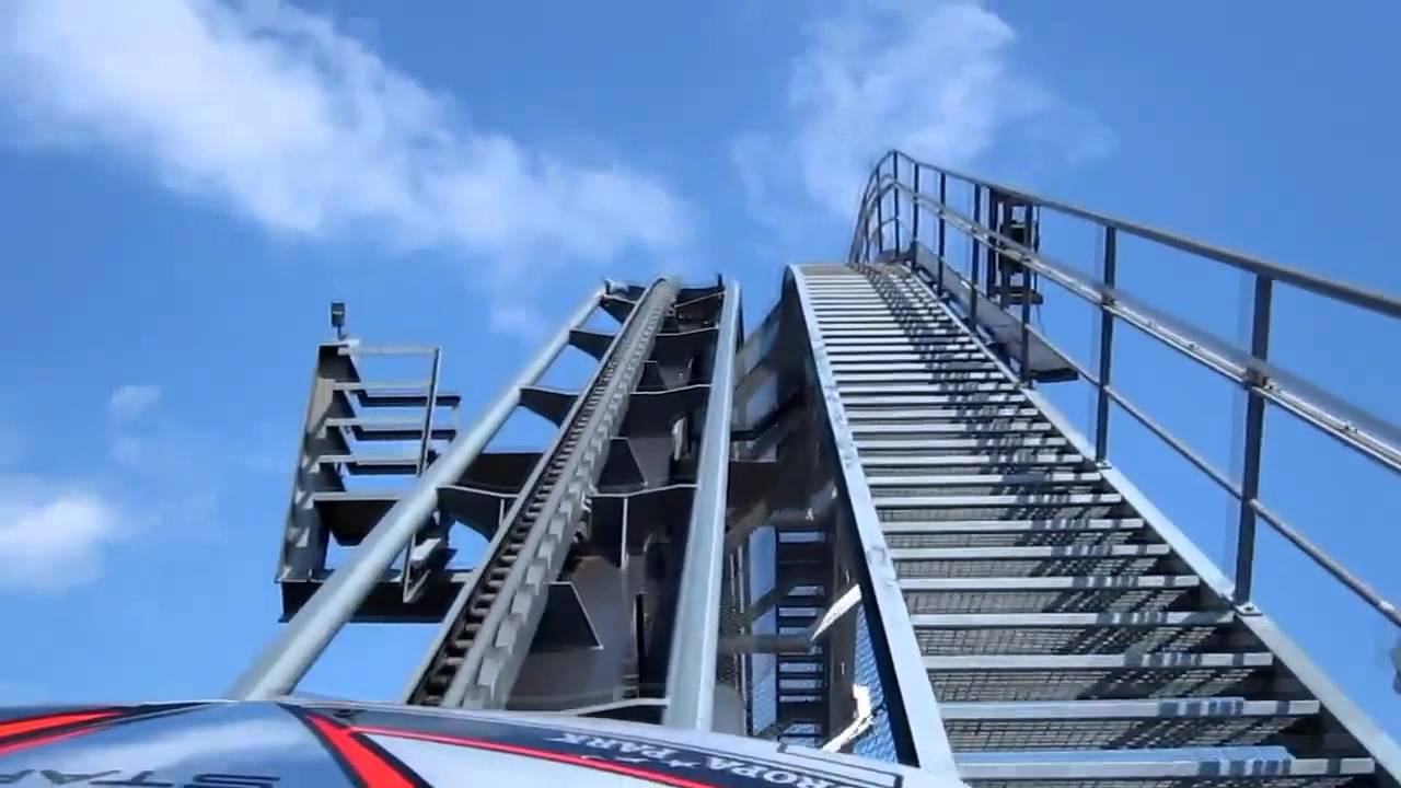 Silver Star Europapark Quot Allemagne 2012 Quot Youtube