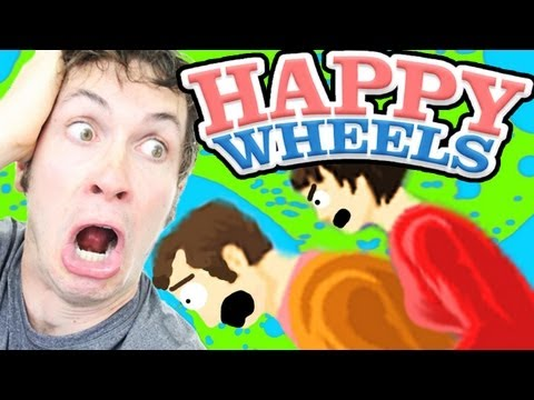 Happy Wheels - SEXY GLITCH