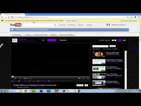How to get the old YouTube layout back (2011)