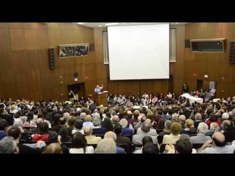Robert Fisk - One Hundred Years and a Day - American University of Beirut (AUB)