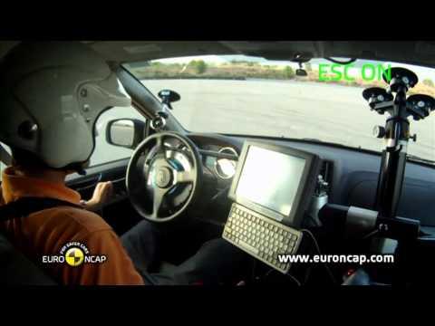 Euro NCAP   Lancia Voyager   2011   Электронный контроль устойчивости