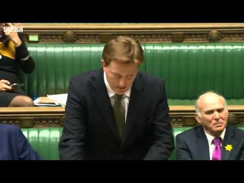 Alexander heckled on Lib Dem 'Budget' by Labour MPs