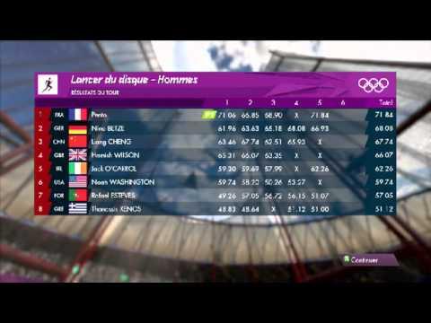 PPS - Londres 2012 : le Jeu Officiel des Jeux Olympiques