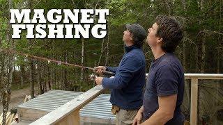DIY Magnet Fishing Game