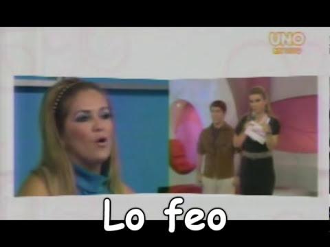Lo feo pelea entre Carolina Jaume y Jurado.mpg