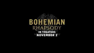 Exclusive Bohemian Rhapsody Sneak Peek