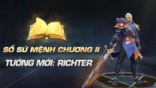 Cách nhận Richter siêu dễ với tính năng mới - Garena Liên Quân Mobile