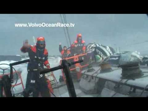 Record Breakers - Volvo Ocean Race 2008-09