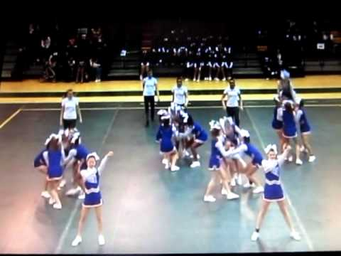 benton middle school cheerleading grand champs 2011