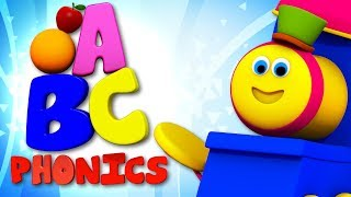 A to Z Phonics Song | Learning Street With Bob The Train Cartoons