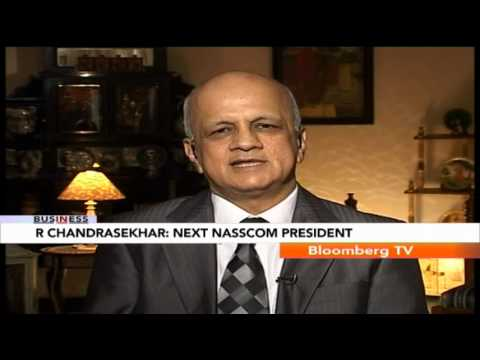In Business - I.T. Spend Growing Faster Than World GDP: R. Chandrasekhar