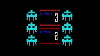 Space Invaders Clone Tutorial Part17 - Life Lost