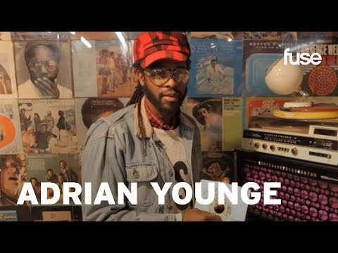 Adrian Younge's Vinyl Collection - Crate Diggers Music Videos