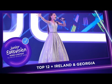JUNIOR EUROVISION 2019| MY TOP 12 (+