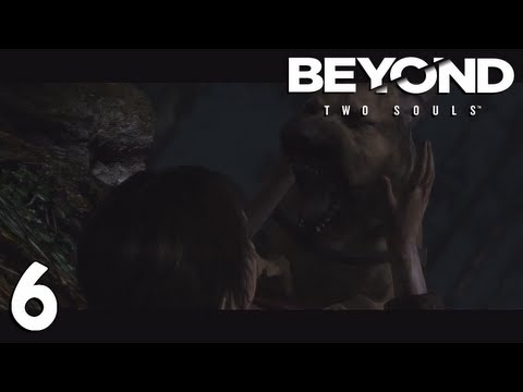 Beyond: Due Anime (ITA)-6- Braccata