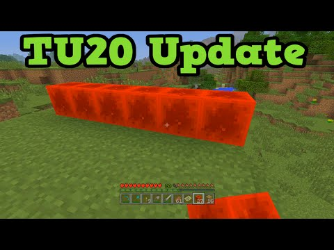 Minecraft Xbox 360 PS3 TU20 Bug Fix Update Explained