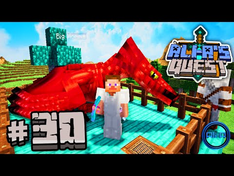 Minecraft - Ali-A's Quest #30 -