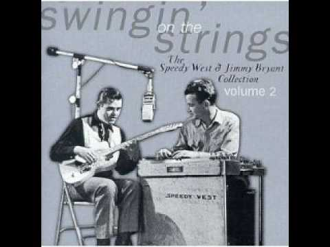 Speedy West&Jimmy Bryant - Freettin Fingers
