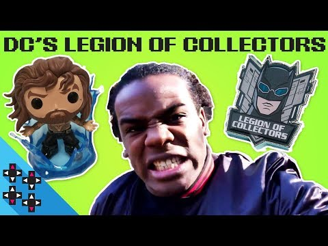 JUSTICE LEAGUE UNBOXING! DC's Legion of Collectors November 2017! - UpUpDownDown Unboxing
