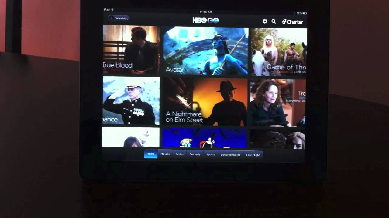 Hbo go Ipad App Hbo go Ipad App Review by