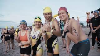 Ultra Aquathlon Malaysia 2017 (Melaka) Official Video