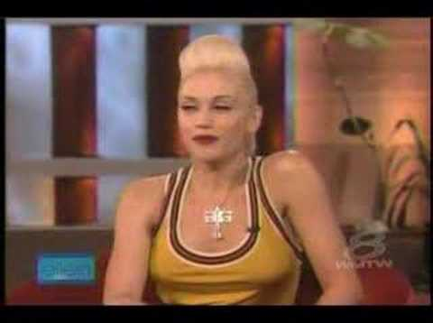 Gwen Stefani On Ellen-Interview